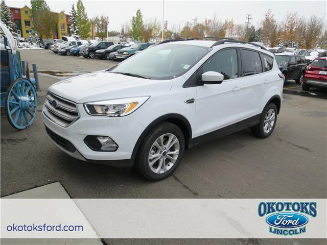 2018 Ford Escape SE (Stk: J-1888) in Okotoks - Image 1 of 5