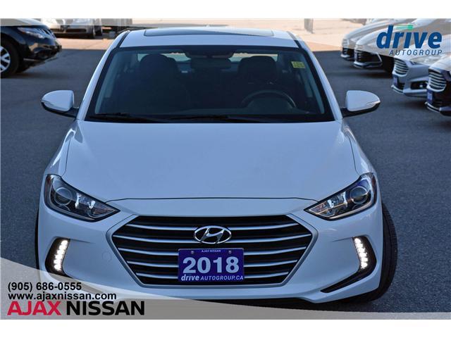 2018 Hyundai Elantra GL SE (Stk: P3969R) in Ajax - Image 2 of 23