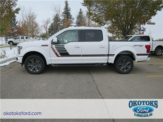 2018 Ford F-150  (Stk: JK-514) in Okotoks - Image 2 of 5