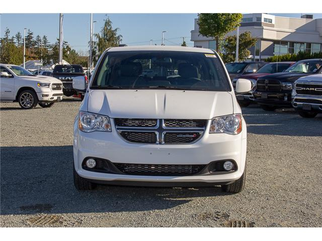 2019 Dodge Grand Caravan CVP/SXT (Stk: K553834) in Abbotsford - Image 2 of 25