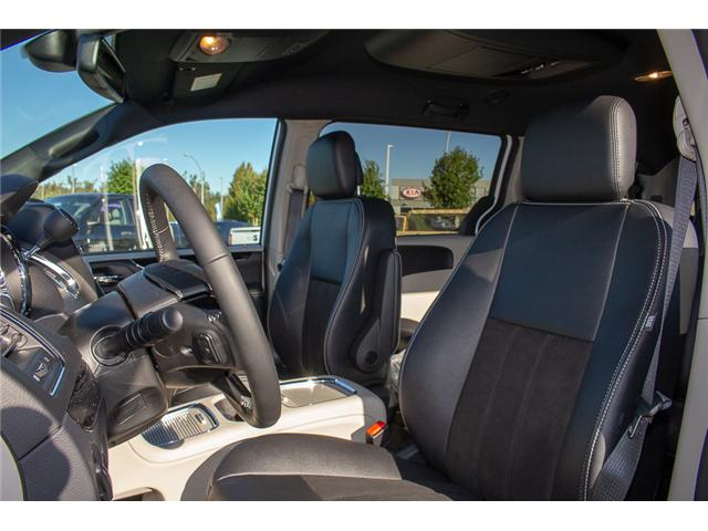 2019 Dodge Grand Caravan CVP/SXT (Stk: K553834) in Abbotsford - Image 10 of 25