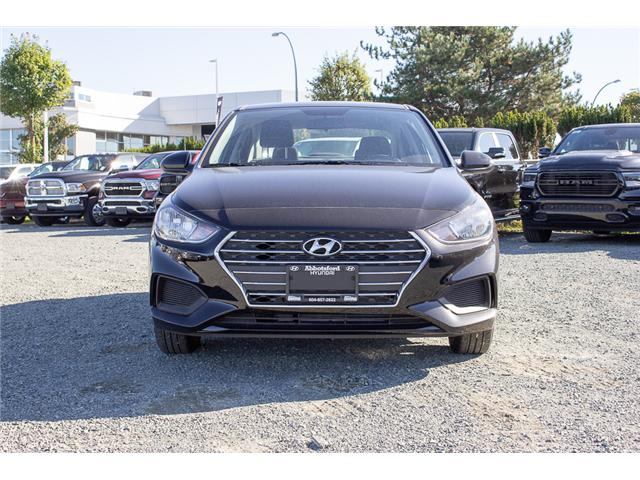 2019 Hyundai Accent Preferred (Stk: KA046122) in Abbotsford - Image 2 of 24