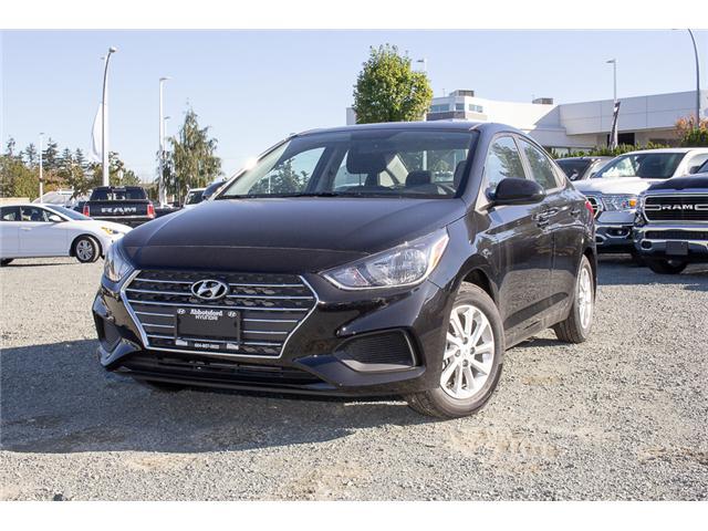 2019 Hyundai Accent Preferred (Stk: KA046122) in Abbotsford - Image 3 of 24