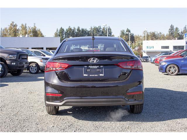 2019 Hyundai Accent Preferred (Stk: KA046122) in Abbotsford - Image 6 of 24