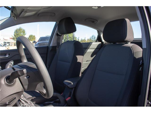 2019 Hyundai Accent Preferred (Stk: KA046122) in Abbotsford - Image 9 of 24
