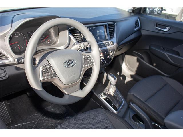 2019 Hyundai Accent Preferred (Stk: KA046122) in Abbotsford - Image 10 of 24
