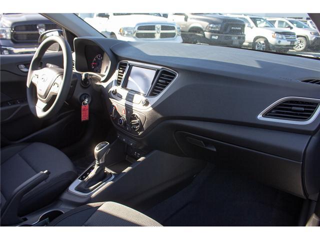 2019 Hyundai Accent Preferred (Stk: KA046122) in Abbotsford - Image 15 of 24