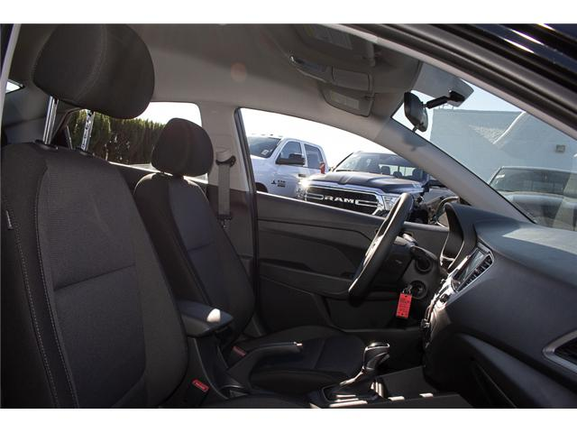 2019 Hyundai Accent Preferred (Stk: KA046122) in Abbotsford - Image 16 of 24