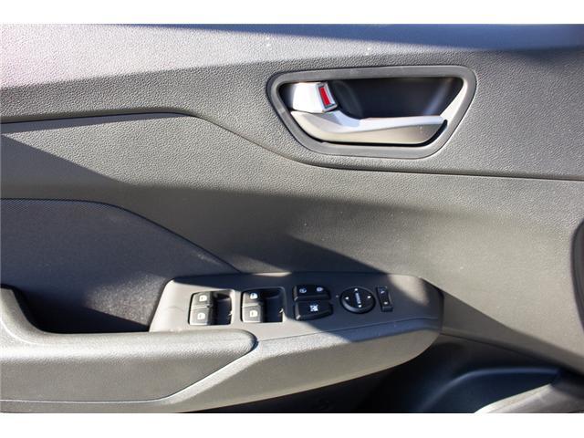 2019 Hyundai Accent Preferred (Stk: KA046122) in Abbotsford - Image 17 of 24