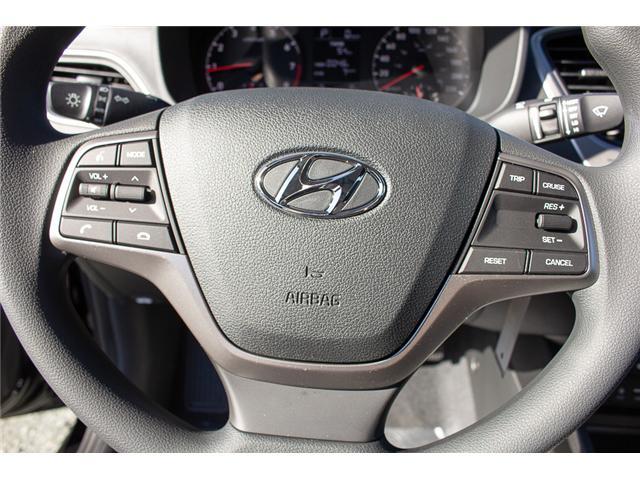 2019 Hyundai Accent Preferred (Stk: KA046122) in Abbotsford - Image 18 of 24