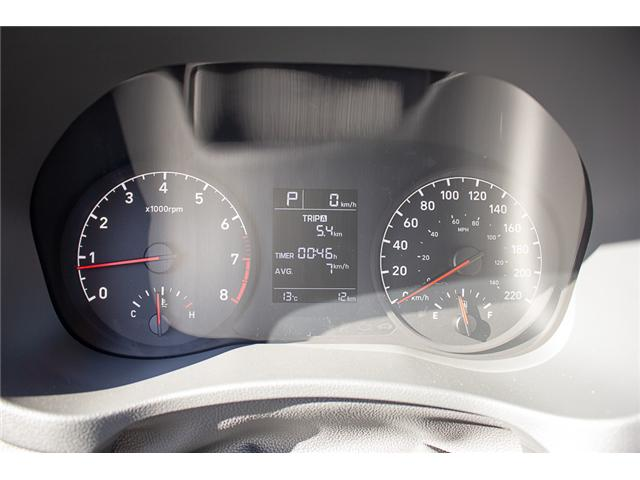 2019 Hyundai Accent Preferred (Stk: KA046122) in Abbotsford - Image 19 of 24