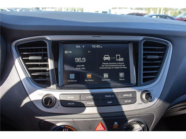 2019 Hyundai Accent Preferred (Stk: KA046122) in Abbotsford - Image 20 of 24
