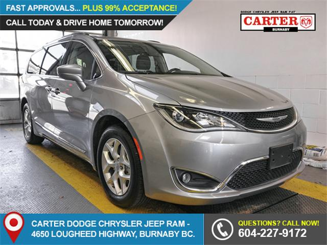 2017 Chrysler Pacifica Touring-L Plus (Stk: X-5990-0) in Burnaby - Image 1 of 24
