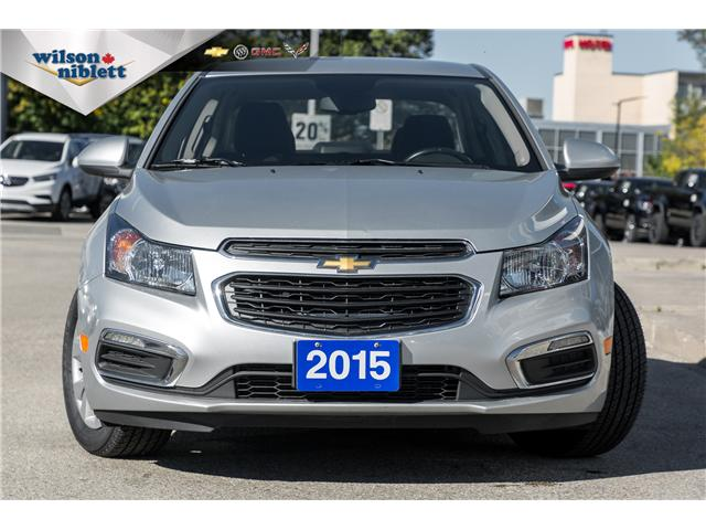 2015 Chevrolet Cruze 1LT (Stk: U108934) in Richmond Hill - Image 2 of 20