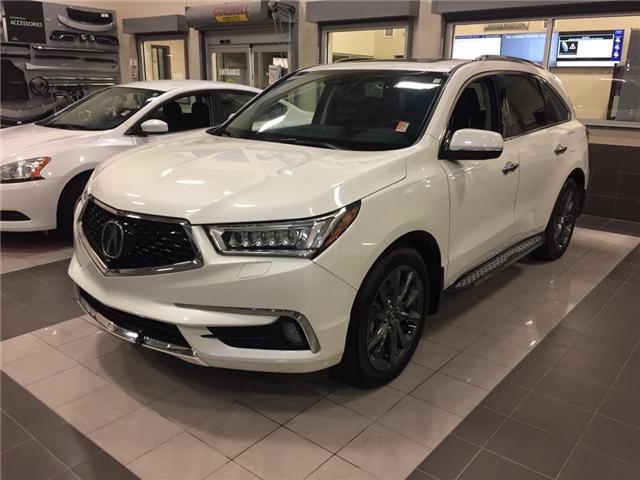 2017 Acura MDX Elite Package (Stk: A3844A) in Saskatoon - Image 1 of 17