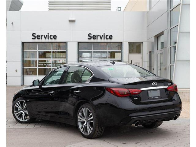 2019 Infiniti Q50 3.0T AWD Signature Edition (Stk: 50531) in Ajax - Image 4 of 28