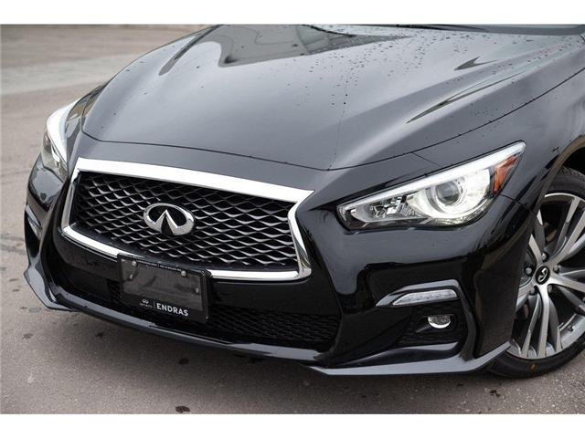 2019 Infiniti Q50 3.0T AWD Signature Edition (Stk: 50531) in Ajax - Image 6 of 28