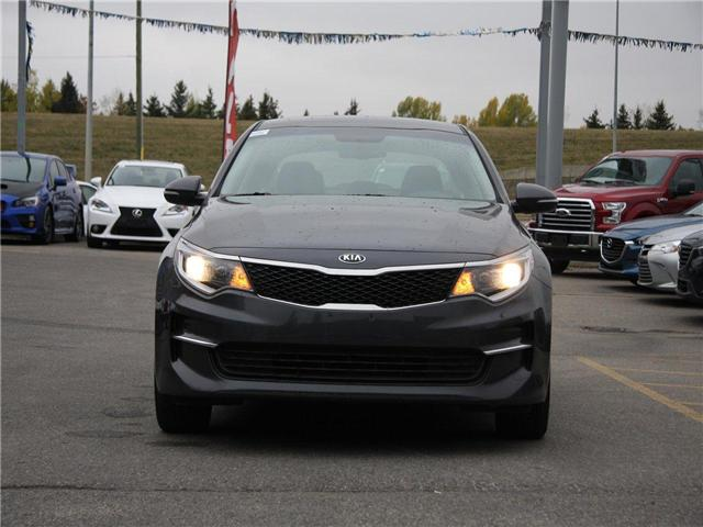 2018 Kia Optima LX+ (Stk: K7677) in Calgary - Image 2 of 21