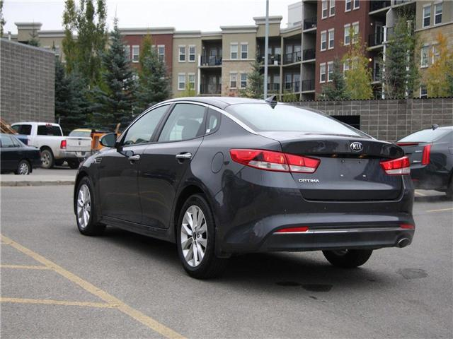 2018 Kia Optima LX+ (Stk: K7677) in Calgary - Image 7 of 21