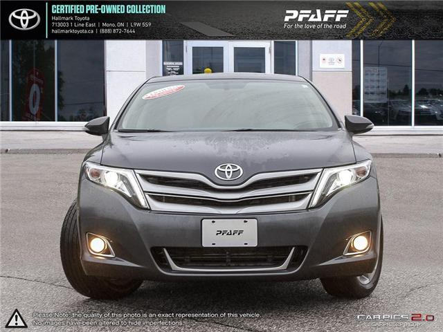 2013 Toyota Venza V6 AWD 6A (Stk: H18801A) in Orangeville - Image 2 of 27