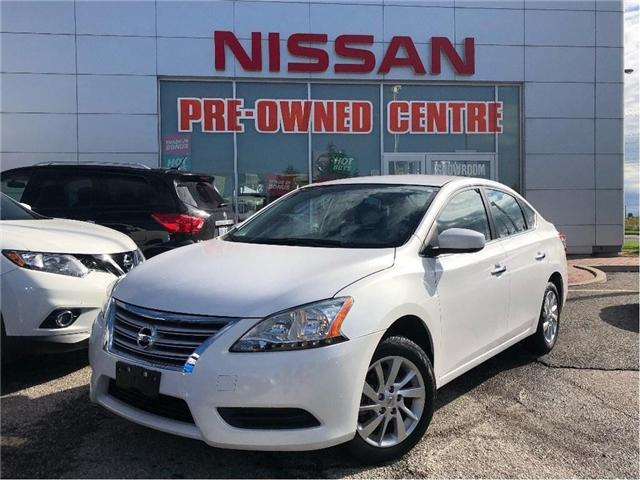 2015 Nissan Sentra SV (Stk: U2990) in Scarborough - Image 1 of 24