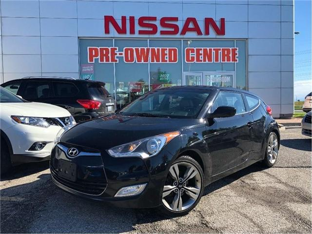 2013 Hyundai Veloster - (Stk: M9440A) in Scarborough - Image 1 of 17