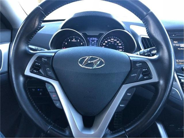 2013 Hyundai Veloster - (Stk: M9440A) in Scarborough - Image 10 of 17