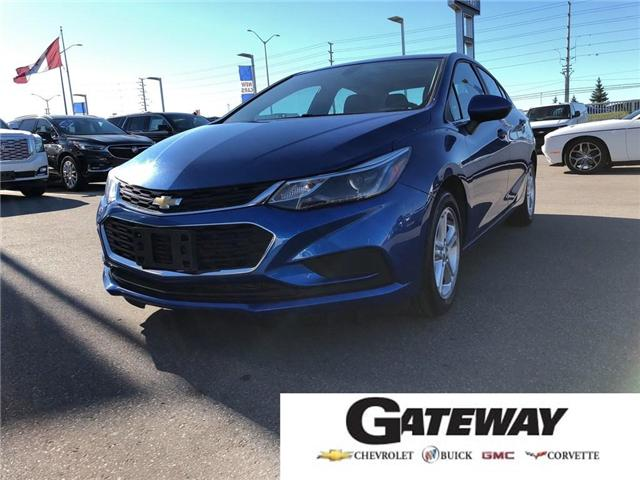 2018 Chevrolet Cruze TRUE NORTH|Auto|SUNROOF|REMOTE START|REAR CAMERA| (Stk: PW17429) in BRAMPTON - Image 1 of 15