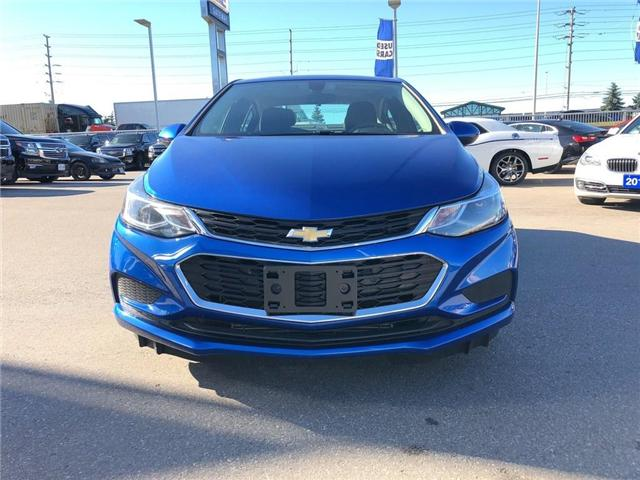 2018 Chevrolet Cruze TRUE NORTH|Auto|SUNROOF|REMOTE START|REAR CAMERA| (Stk: PW17429) in BRAMPTON - Image 2 of 15