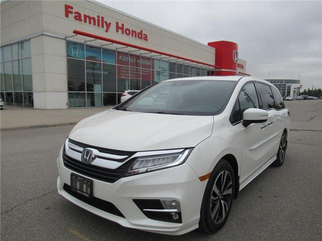 2018 Honda Odyssey Touring, FREE EXTENDED WARRANTY!! (Stk: 8138988A) in Brampton - Image 1 of 30
