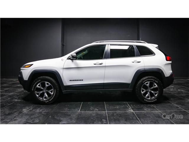 2016 Jeep Cherokee Trailhawk (Stk: CT18-587) in Kingston - Image 1 of 32