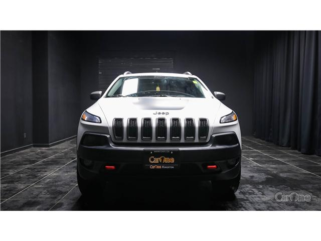 2016 Jeep Cherokee Trailhawk (Stk: CT18-587) in Kingston - Image 2 of 32