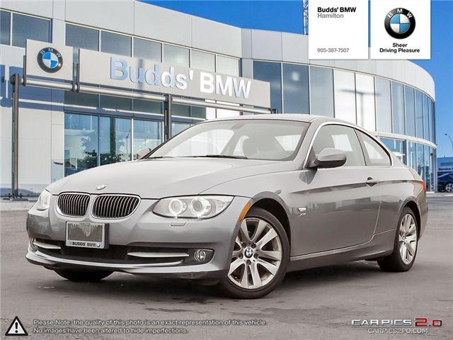 2011 BMW 328i xDrive (Stk: T28934PA) in Hamilton - Image 1 of 22