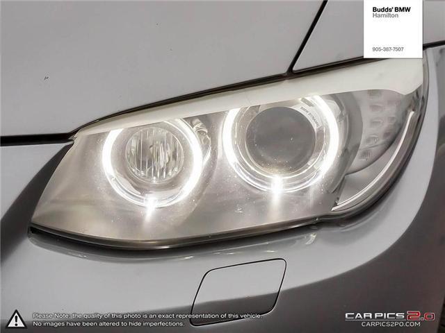2011 BMW 328i xDrive (Stk: T28934PA) in Hamilton - Image 9 of 22