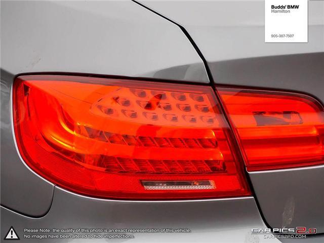 2011 BMW 328i xDrive (Stk: T28934PA) in Hamilton - Image 11 of 22