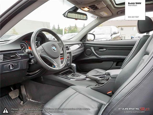 2011 BMW 328i xDrive (Stk: T28934PA) in Hamilton - Image 12 of 22