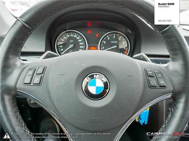 2011 BMW 328i xDrive (Stk: T28934PA) in Hamilton - Image 13 of 22