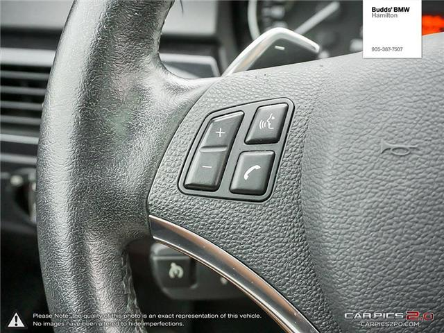 2011 BMW 328i xDrive (Stk: T28934PA) in Hamilton - Image 16 of 22