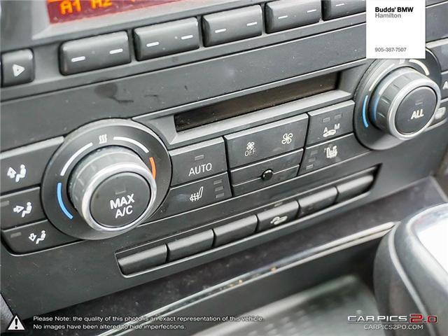2011 BMW 328i xDrive (Stk: T28934PA) in Hamilton - Image 18 of 22