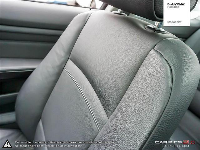 2011 BMW 328i xDrive (Stk: T28934PA) in Hamilton - Image 21 of 22