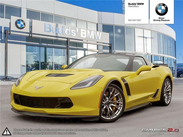 2017 Chevrolet Corvette Z06 (Stk: MT4600) in Hamilton - Image 1 of 25