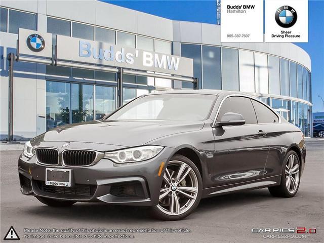 2015 BMW 435i xDrive (Stk: B27946A) in Hamilton - Image 1 of 25