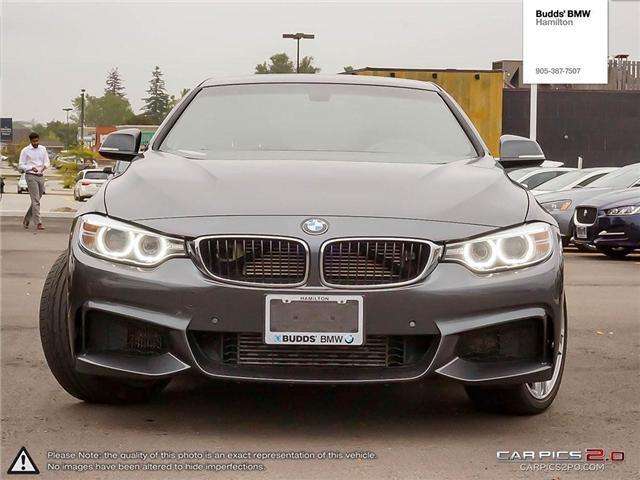 2015 BMW 435i xDrive (Stk: B27946A) in Hamilton - Image 2 of 25