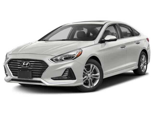 2019 Hyundai Sonata Preferred (Stk: H4077) in Toronto - Image 1 of 9