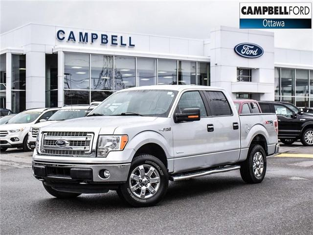 2014 Ford F-150 XLT AWD-XTR-ONE OWNER-LOADED (Stk: 1815621) in Ottawa - Image 1 of 22