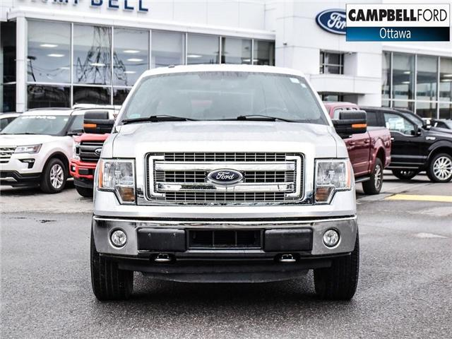 2014 Ford F-150 XLT AWD-XTR-ONE OWNER-LOADED (Stk: 1815621) in Ottawa - Image 2 of 22