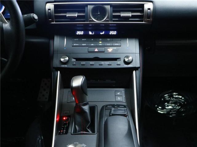 2016 Lexus IS 300 Base (Stk: 187280) in Kitchener - Image 4 of 23