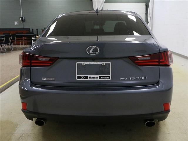 2016 Lexus IS 300 Base (Stk: 187280) in Kitchener - Image 8 of 23