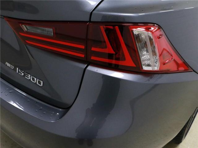 2016 Lexus IS 300 Base (Stk: 187280) in Kitchener - Image 13 of 23