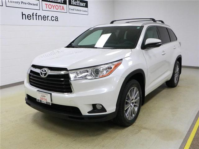 2016 Toyota Highlander  (Stk: 185958) in Kitchener - Image 1 of 25
